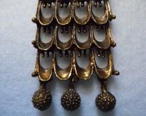 Necklace. Pentti Sarpaneva. Bronze.