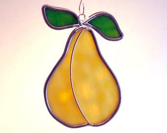 Pear Sun-Catcher