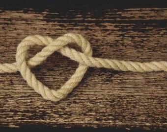 Rope PDF Cross Stitch Pattern