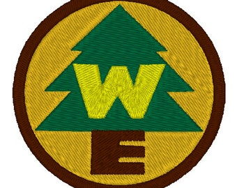 Wilderness Explorer Disney UP! Embroidered Iron-On Patches