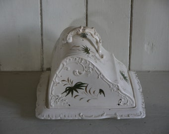 Victorian Cheese Dish