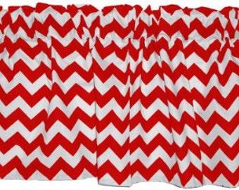 ArtOFabric Decotarive Cotton Chevron Print Curtain/Valance Window Decor
