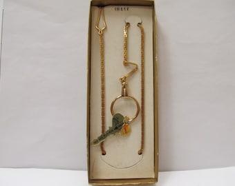 SWANK Chain Link Key Holder Item W # 304