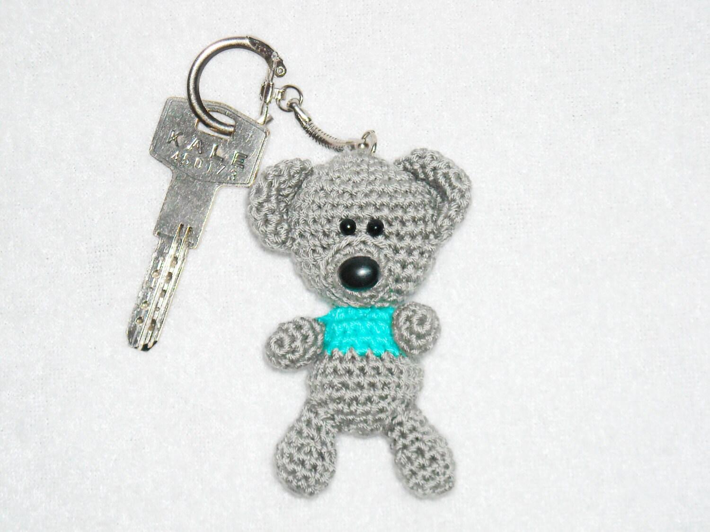 Crochet Amigurumi Ring : Crochet Bear Teddy Bear Amigurumi Doll Teddy Bear by ...