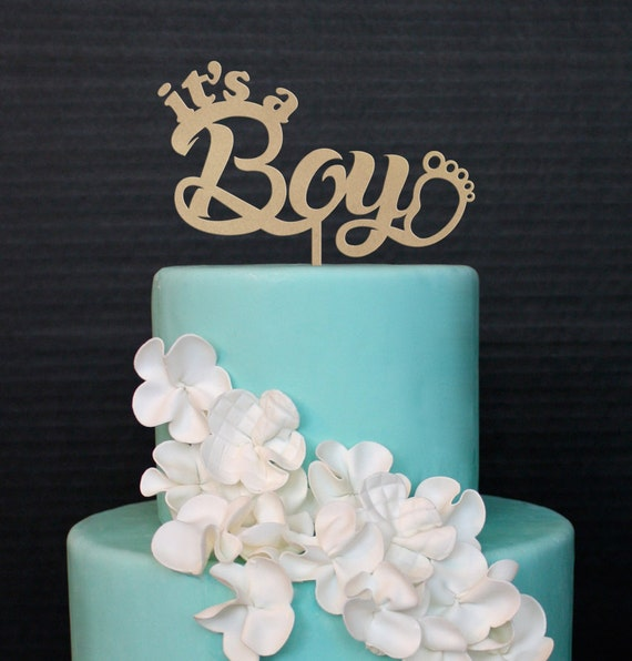 wedding cake toppers with baby boy cake toppers cake centerpices weddings cake topper its a 26625