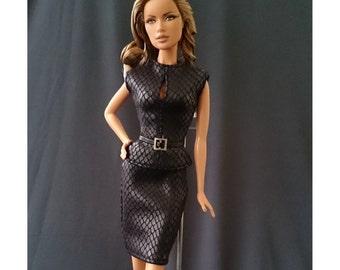 Dolls dress for Fashion royalty,,Silkstone,All barbie doll- No.053