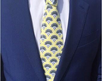 Torsten Tie Liberty Print Tie / Wedding Tie / Groomsman Tie / Mens Cotton Tie / Liberty Print Tie 8LI0Vl