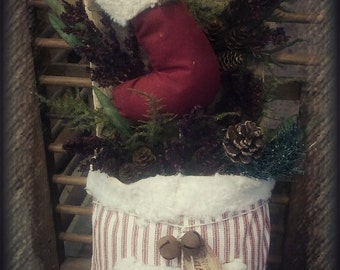 Handmade Christmas Hanging