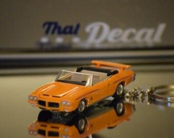 1971 Pontiac GTO Judge Keychain