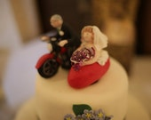 Custom order for Paulin Jones - Replica cake topper