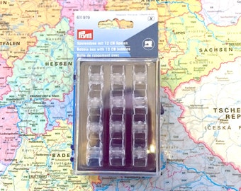 PRYM coil box with 12 CB coils