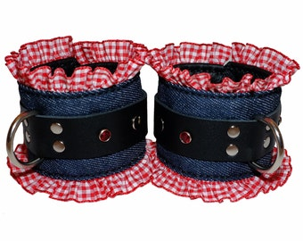 Daisy Dukes Submissive Cuffs