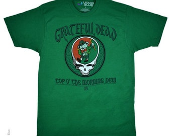 Grateful Dead Morning Dew T-Shirt (Free Shipping)
