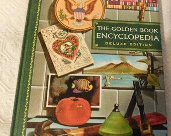 The Golden Book Encyclopedia Deluxe Edition #15