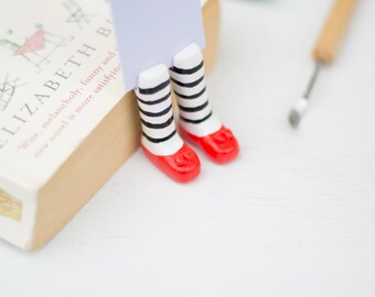 Funny bookmarks - Nice bookmarks-Legs