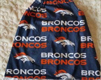 Football Denver Broncos Baby Dress 2T