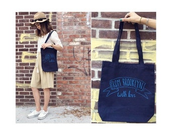 From Brooklyn With Love Tote