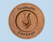 SOUL MATES, ROMANTIC Sign...