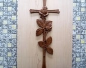 Wooden Cross ~ Wood Wall ...