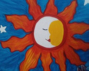 Sun Moon and Stars #1