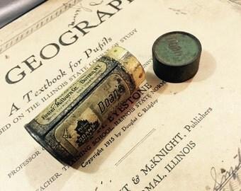 Vintage Doan's Pills Tin