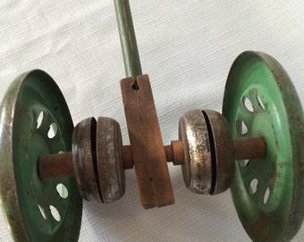 Vintage Children's Push Toy