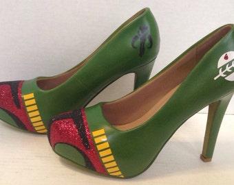 BBFett Custom Heels