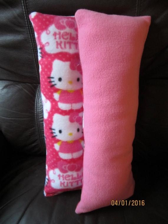Hello Kitty child seatbelt pillow for little girls
