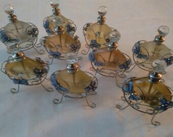 Elegance designed Bottles of Pure Fragrance Oils