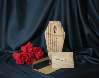 Coffin Gift Box -  Buried Too Soon