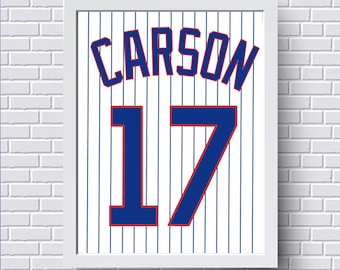 Wrigley field print etsy chicago cubs print poster baseball jersey gift for him personalized baby baby boy negle Choice Image