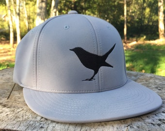 Men's fitted Blackbird hat