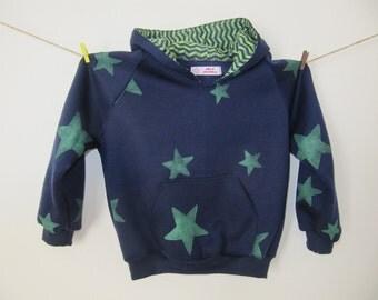 hoodie, sweater 4-5yr