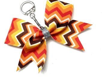 Bow Keychain- DEFECT SALE