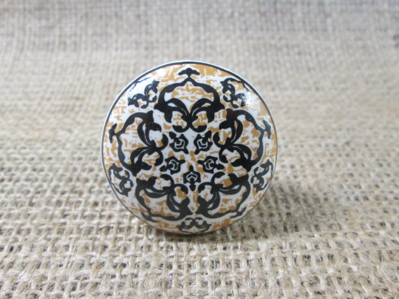 moroccan style drawer knobs ceramic drawer knobs