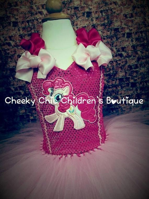 Pinkie Pie My Little Pony Tutu Dress