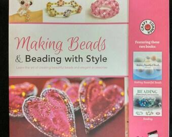 Craft Corner Making Beads and Beaching with Style Kit