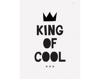 King of Cool Print | Queen of Cool Print
