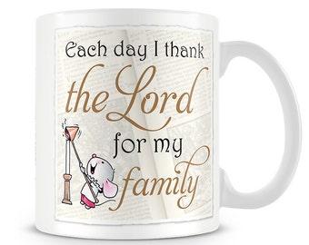 Little Church Mouse The Lord Mug