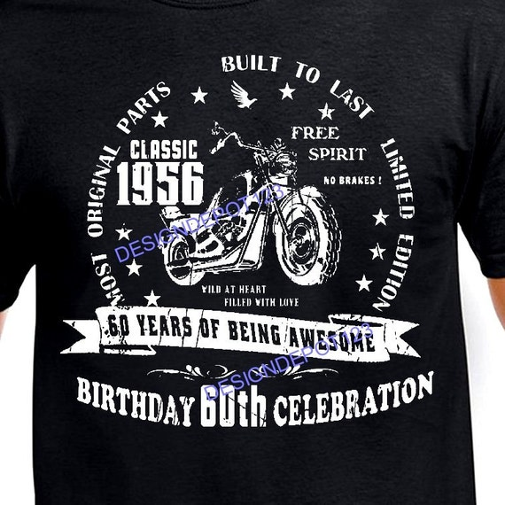 60th Birthday Gift T Shirt Funny 60th Birthday By