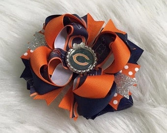Chicago Bears Bow | Bears Bow