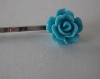 Sky Blue Hairpins (set of 2)