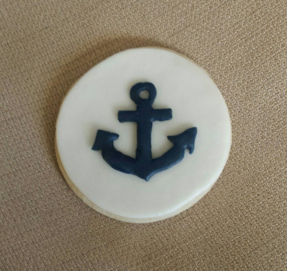 Anchor Cookies From Tastymorselscandy On Etsy Studio