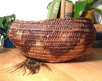 Large Woven Bowl
