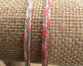 Sale-Set of Handmade Frienship Bracelets