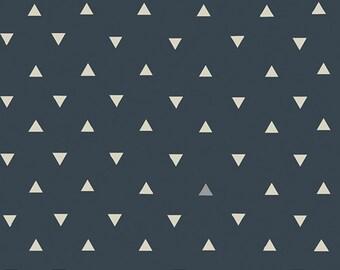 Observer - Triangle Tokens Ink Metallic - April Rhodes - Art Gallery Fabrics (OBR-49803)