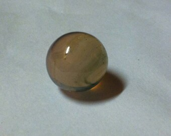 One Rare Vintage  Marble 5/8 in