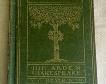 1916 , Twelfth Night or, What You Will. Arden Shakespeare Collection