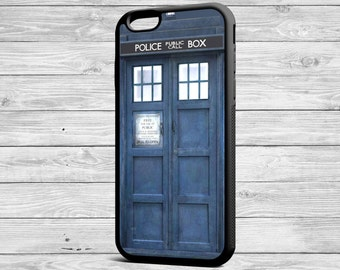 Doctor Who Tardis Case For iPhone 6, 6S