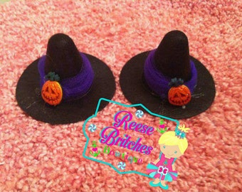 Witch Hat Clippies